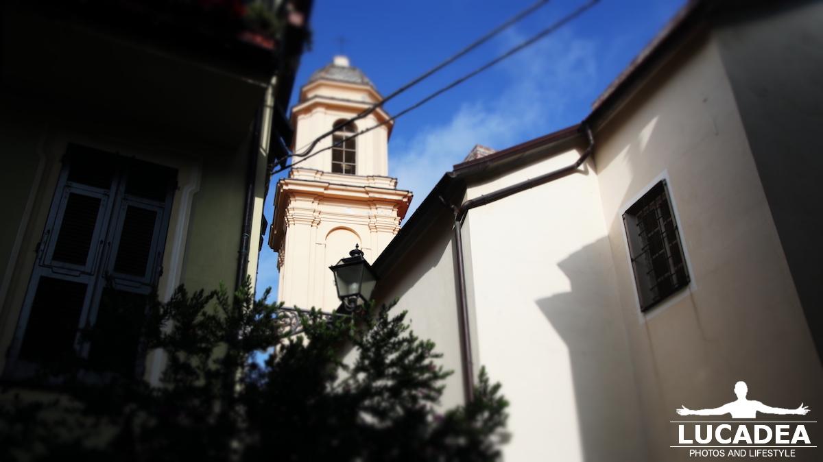 Il campanile di San Pietro in Vincoli