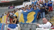 New Castle-Sampdoria 2007/2008 amichevole