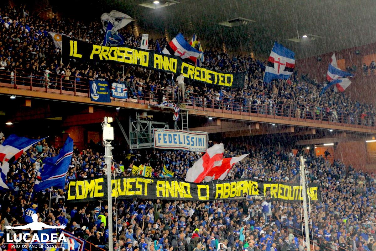 Sampdoria-Napoli 2017/2018