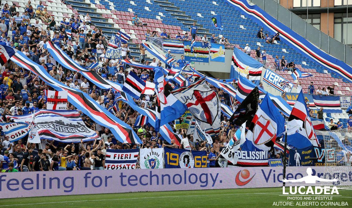 Sassuolo-Sampdoria 2017:2018