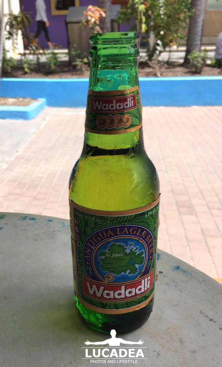 Birra Wadadli, bionda da Antigua