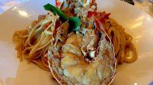 Pasta con aragosta
