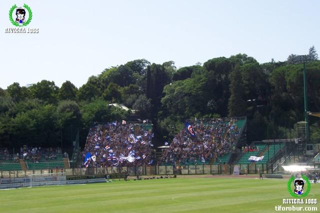 Siena-Samp 2007/2008