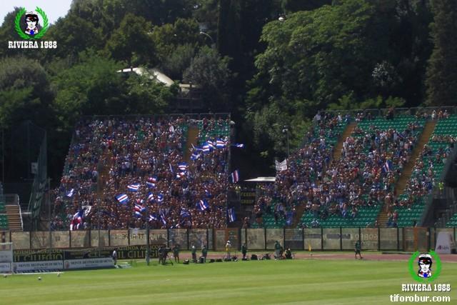 Siena-Sampdoria 2007/2008