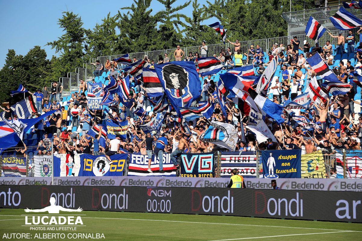 Spal-Sampdoria 2017/2018
