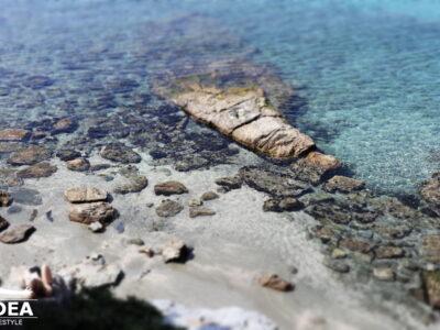 Scogli in Baia
