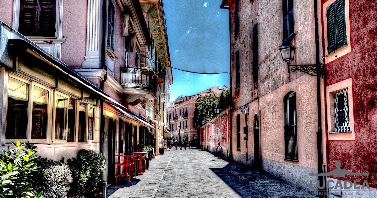 Via dell'Asilo di Maria Teresa