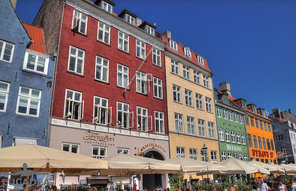 Nyhavn, l'antico porto di Copenhagen