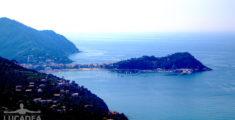 Sestri Levante vista da Santa Giulia