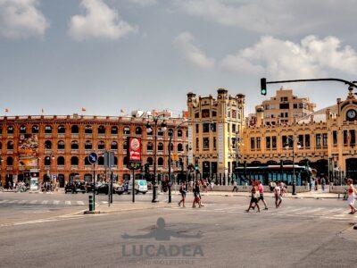 Plaza de Toros a Valencia