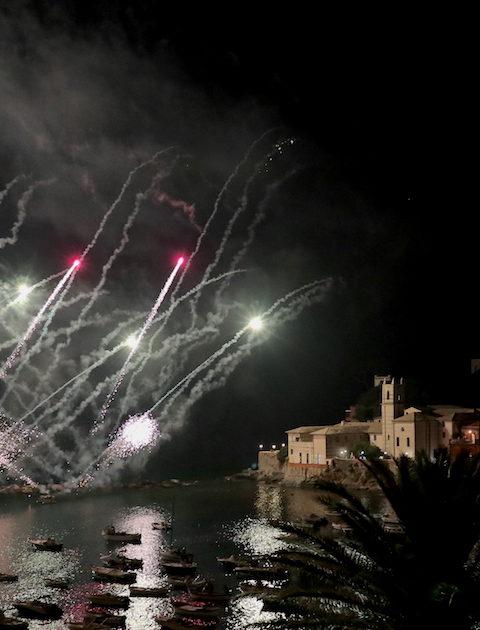 Barcarolata 2018 in Baia del Silenzio a Sestri Levante