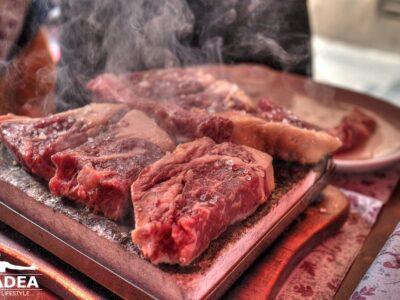 Carne alla pietra a Valencia