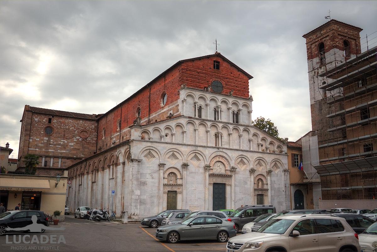 Chiesa di Santa Maria Foris Portam a Lucca