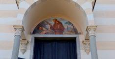 Ingresso chiesa dei Cappuccini