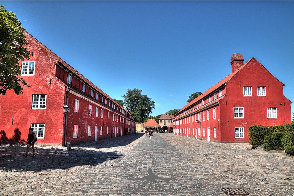 Kastellet a Copenhagen