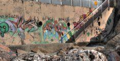 Murales al porto di Sestri Levante