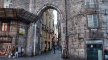 Porta dei Vacca a Genova