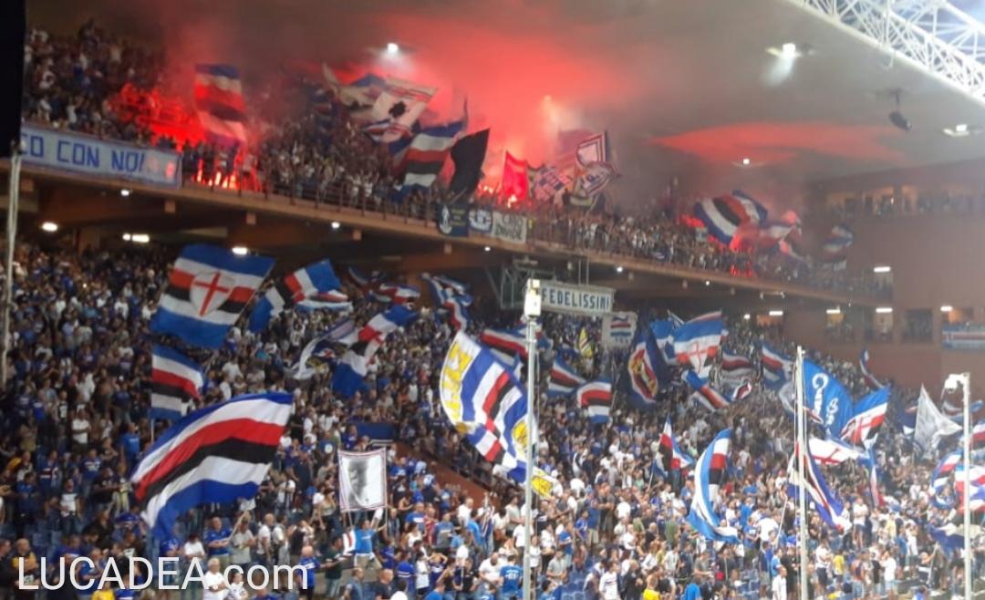 Sampdoria-Inter 2018/2019
