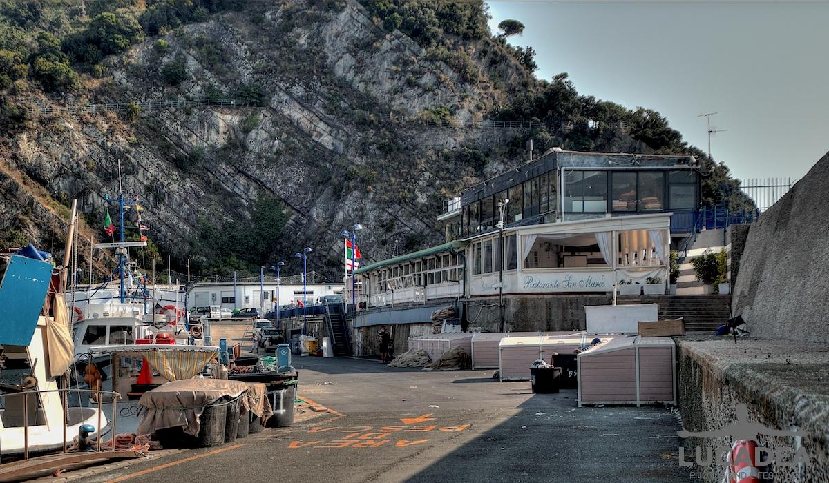 Il porto di Sestri Levante