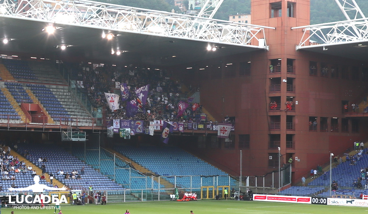 Sampdoria-Fiorentina 2018/2019
