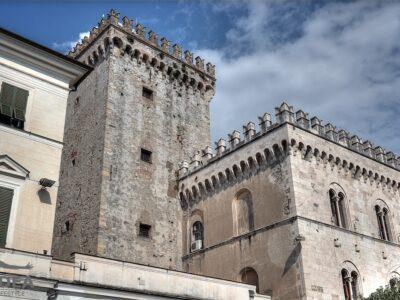 Torre del palazzo di giustizia di Chiavari