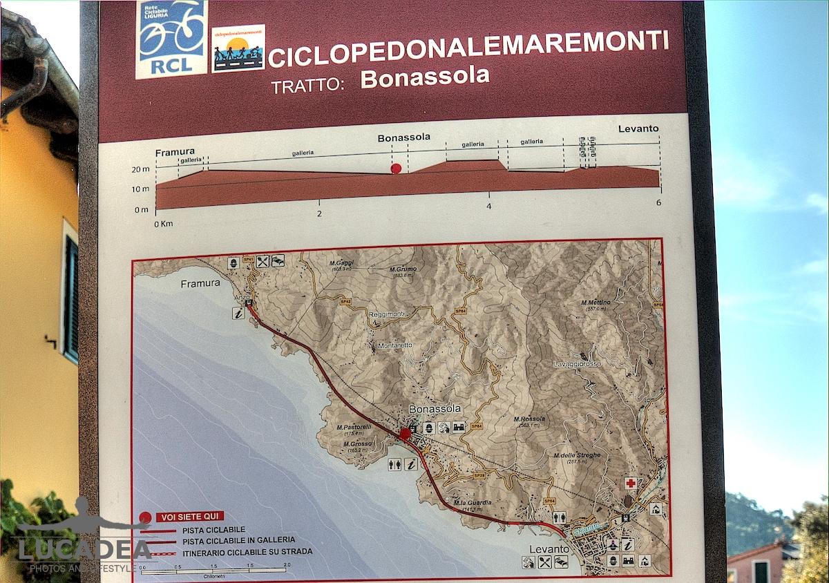 Ciclopedonale Framura-Bonassola-Levanto 00