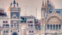 Leoni a San Marco