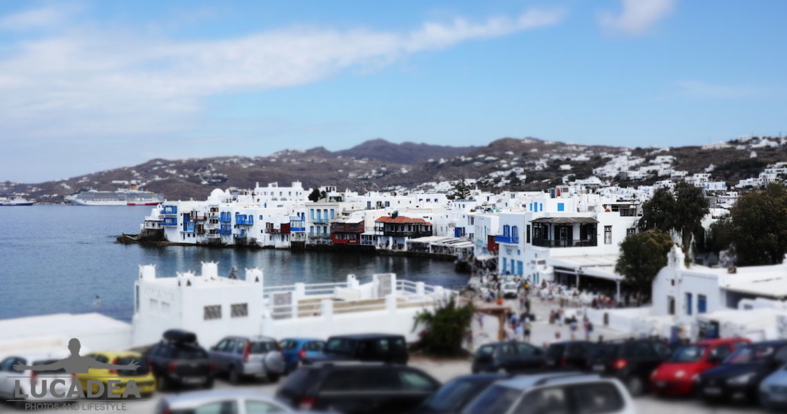 Little Venice a Mykonos