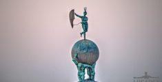 Statua della Fortuna a Venezia
