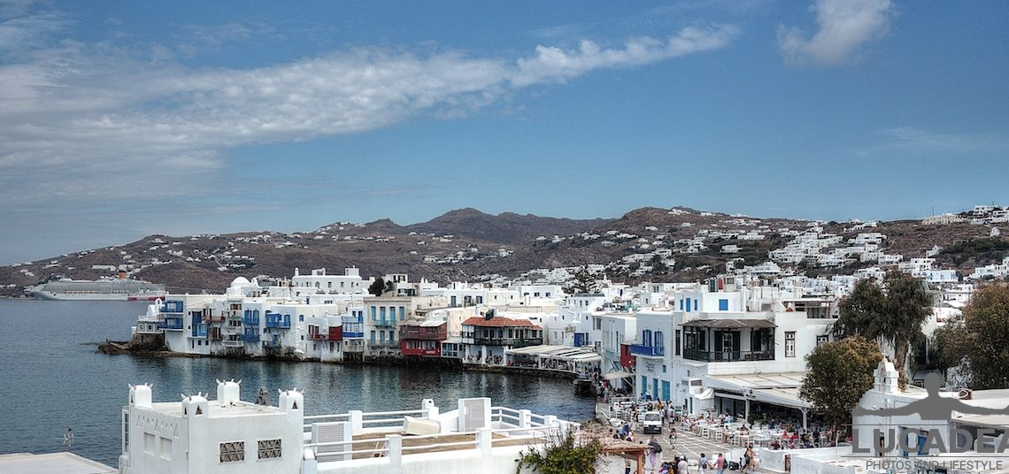 Little Venice di Mykonos