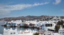Little Venice di Mykonos