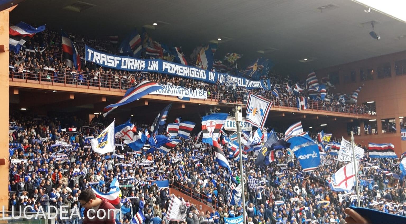 Sampdoria-Torino 2018/2019