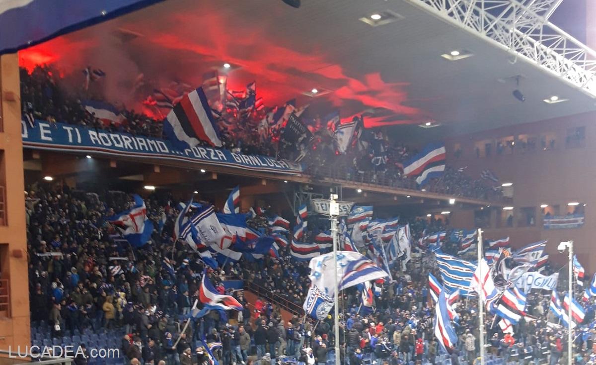 Sampdoria-Bologna 2018/2019