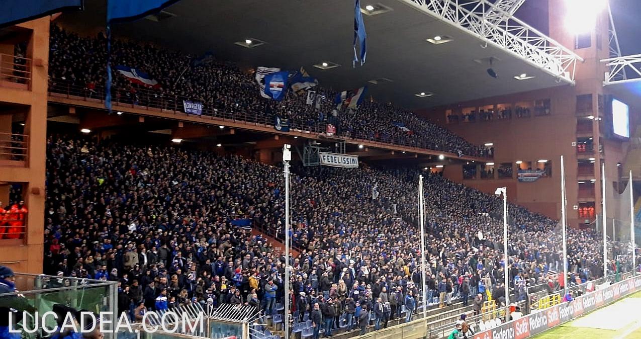 Sampdoria-Milan 2018/2019, coppa Italia