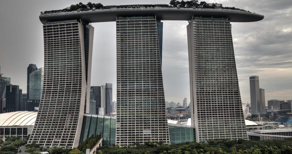 Marina Bay Sands a Singapore