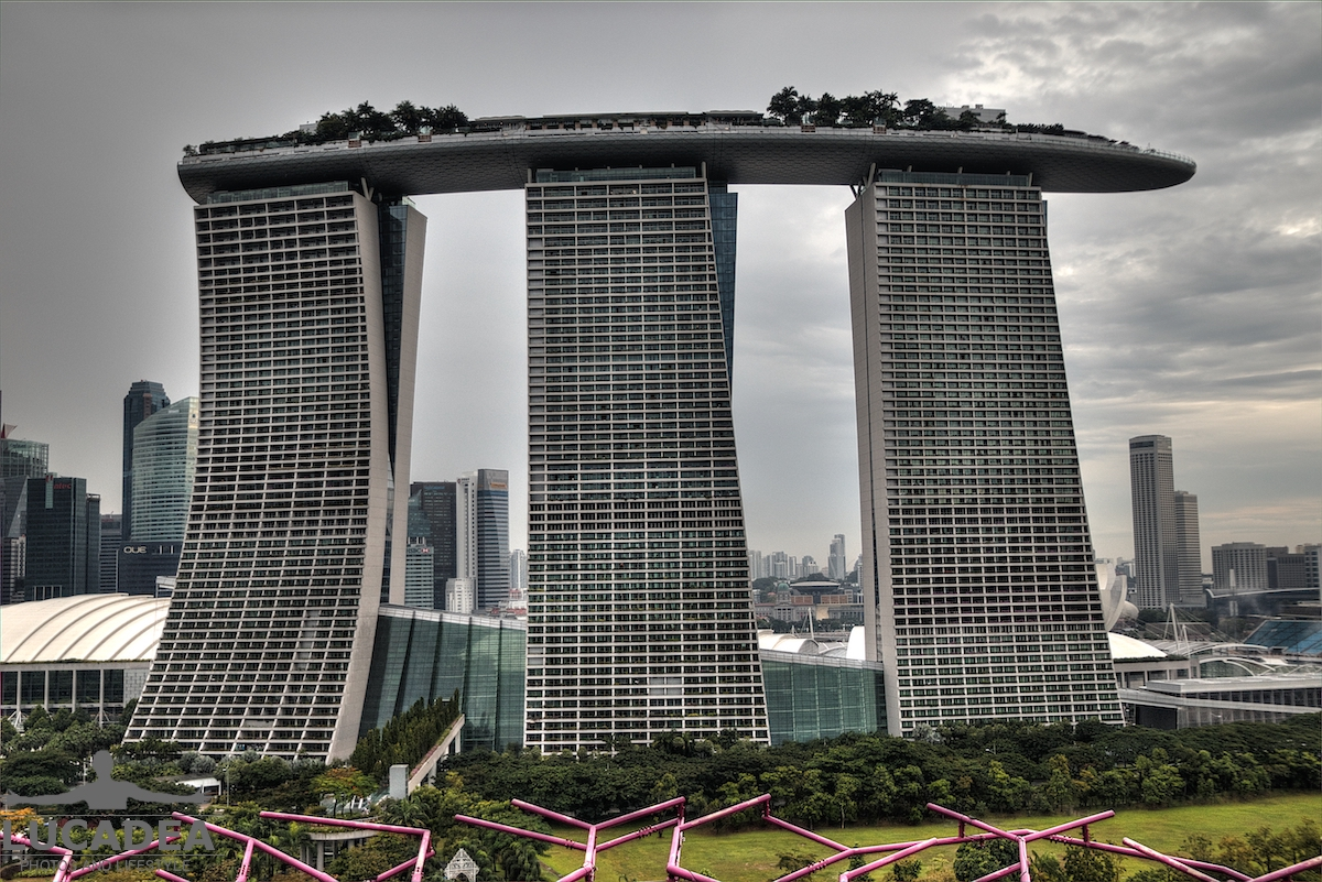 Marina Bay Sands a Singapore