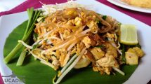Pad Thai, la insalata tipica thailandese