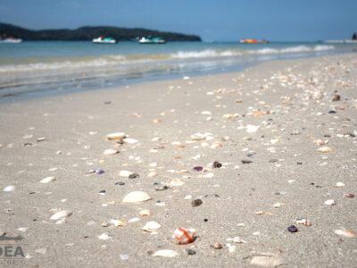 Spiaggia a Langkawi