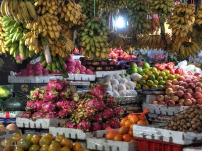 Mercato di Sihanoukville