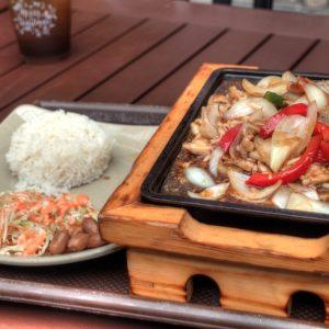 Chicken bbq a Singapore