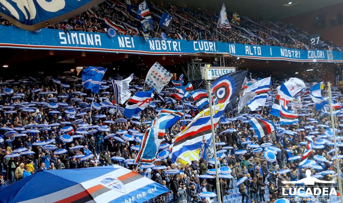 Sampdoria-Frosinone 2018/2019