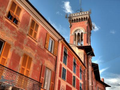 Torre palazzo Fascie Rossi