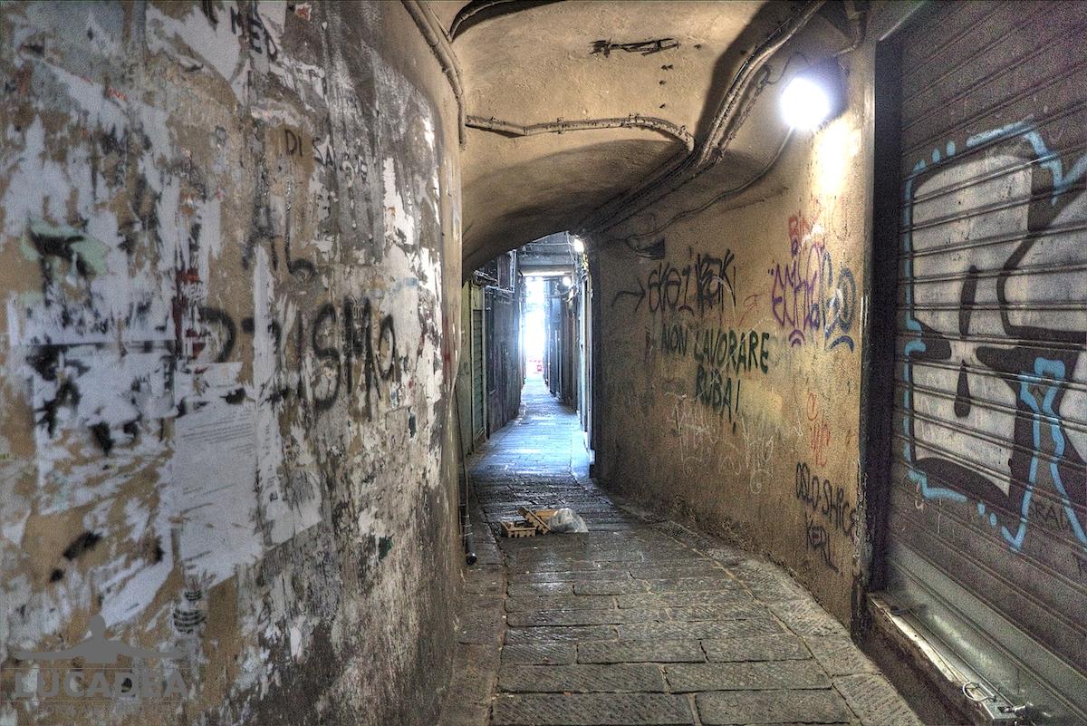 Vicoletto di Genova