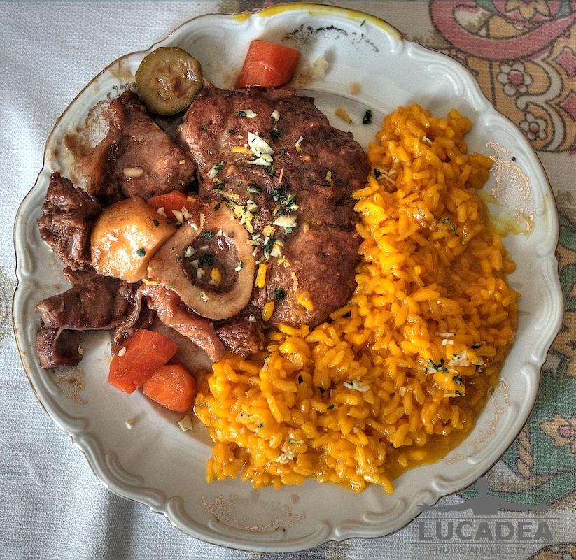 Ossobuchi alla milanese, la ricetta
