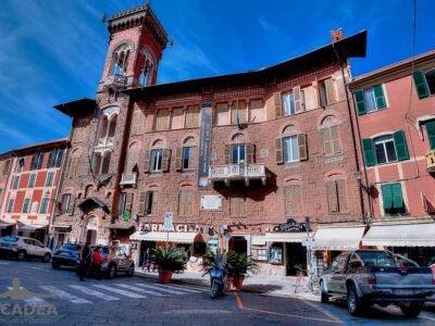 Palazzo Fascie Rossi a Sestri