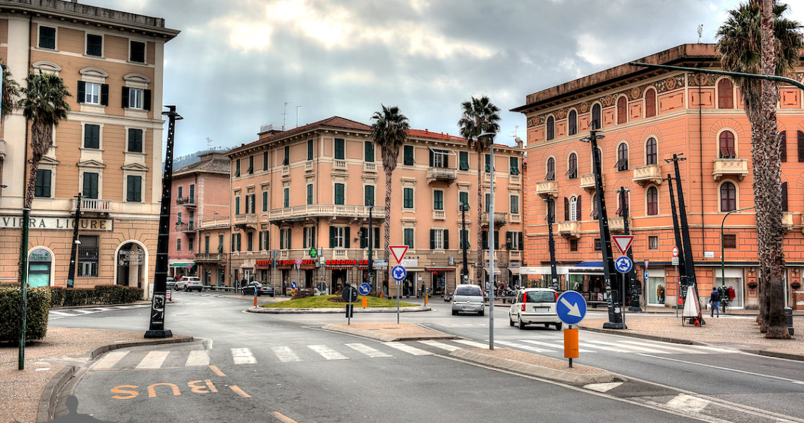 Piazza Sant'Antonio a Sestri Levante