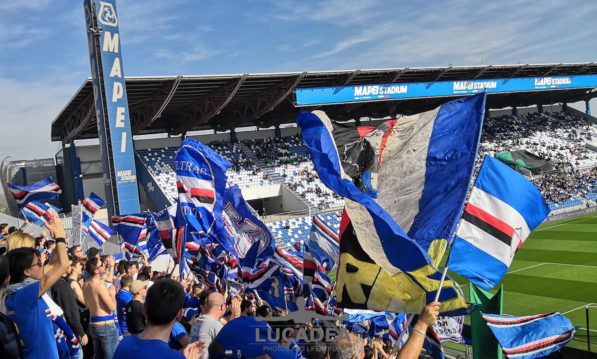 Sassuolo-Sampdoria 2018/2019