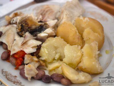 Stoccafisso con patate