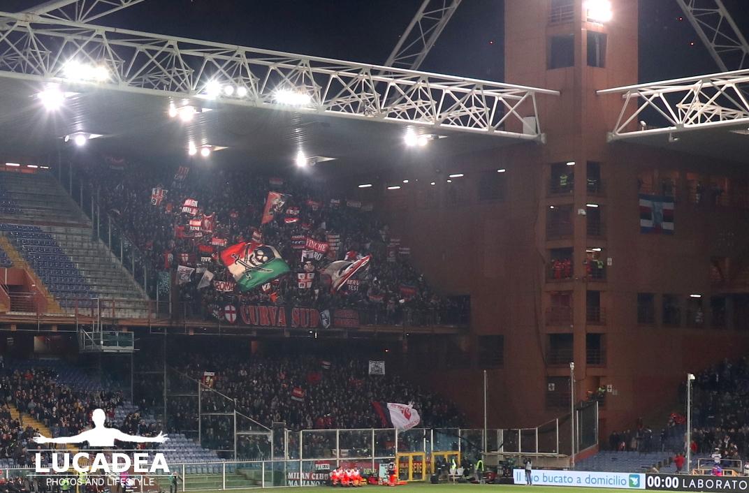 Sampdoria-Milan 2018/2019