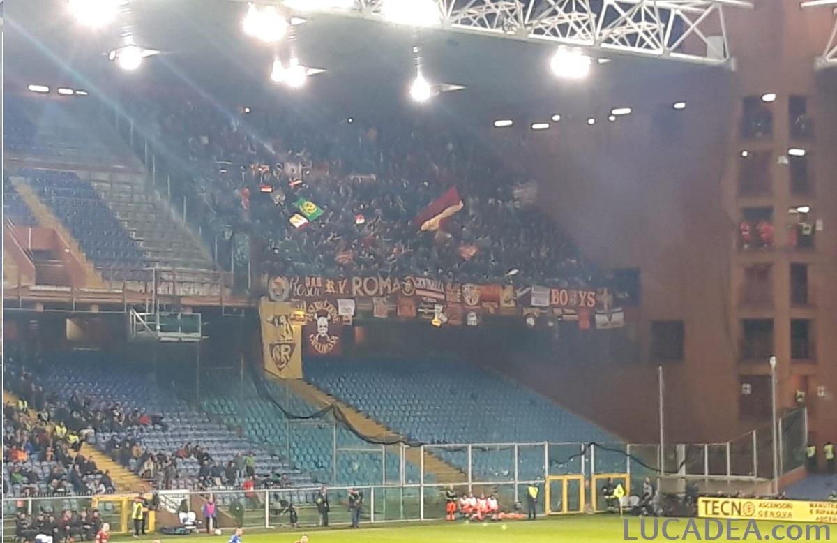 Sampdoria-Roma 2018/2019